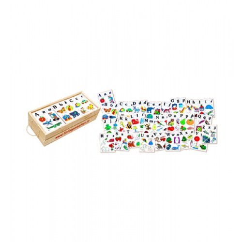 A To Z Alphabet Puzzle Set Of 26