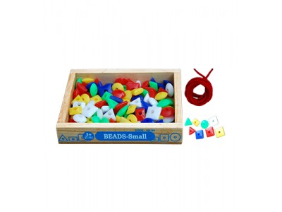 Beads-Small (Set Of 100 Pcs)