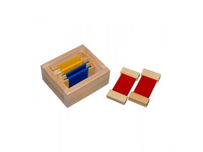 Colour Tablet - Primary Colour (3 Pairs)