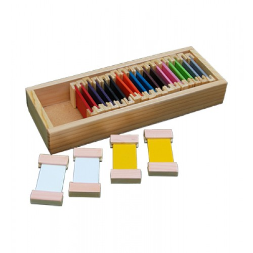 Colour Tablet (11 Pairs)