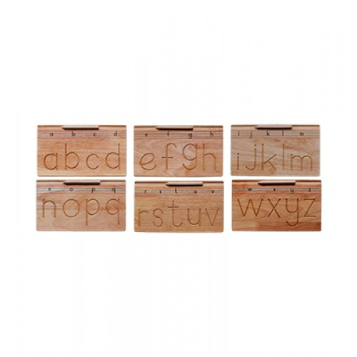 Carving English Alphabets-Uppercase