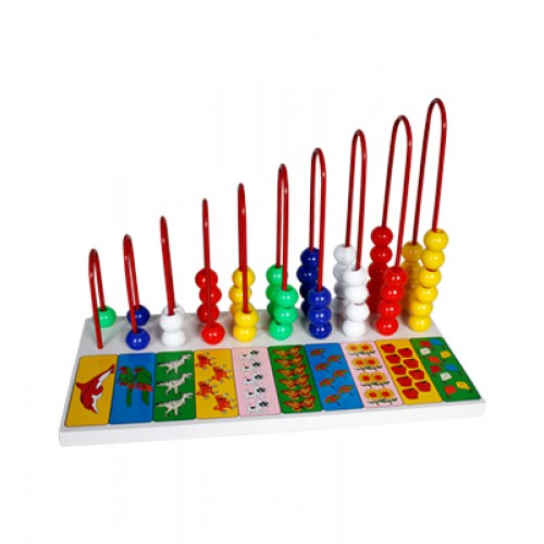 Counting Dot Abacus