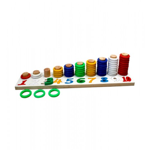 Number Ring Abacus