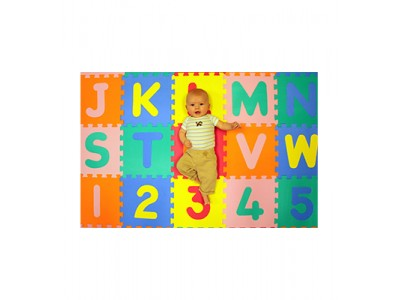 Eva Alphabet Mat - A To Z Set