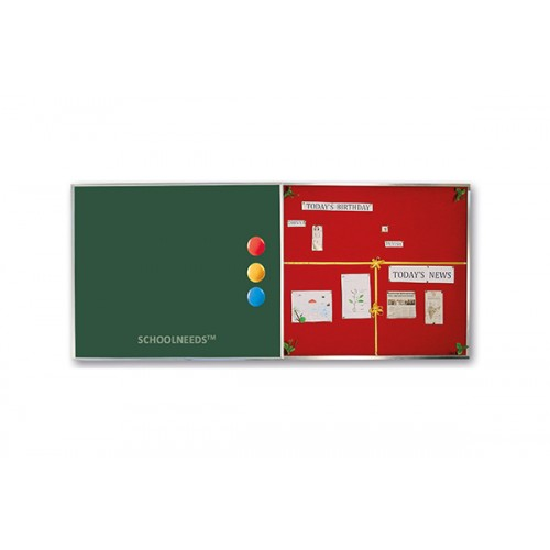 WRITEXTM COMBO GREEN CERAMIC + PIN BOARD
